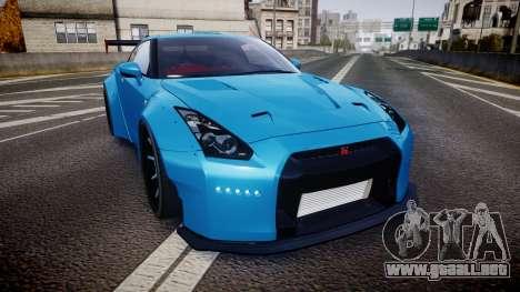 Nissan GT-R (R35) para GTA 4