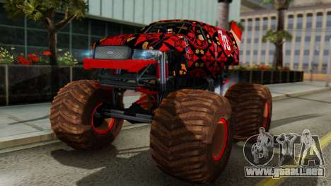 The Seventy Monster para GTA San Andreas