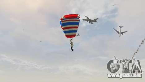 Angry Planes para GTA 5