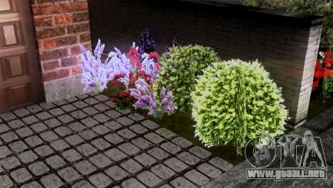 CJs New Brick House para GTA San Andreas quinta pantalla