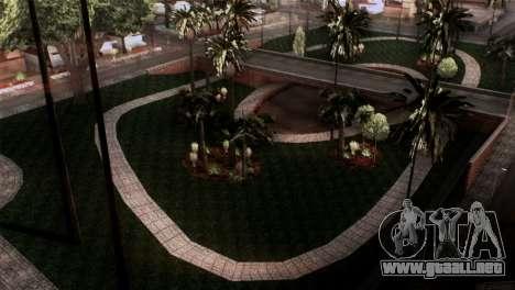 Nuevas texturas Skate Park para GTA San Andreas