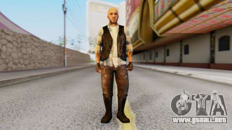 [GTA5] The Lost Skin3 para GTA San Andreas segunda pantalla