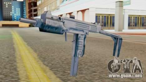 IMI Uzi v1 SA Style para GTA San Andreas