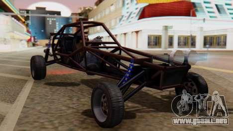 Haga doble. para GTA San Andreas