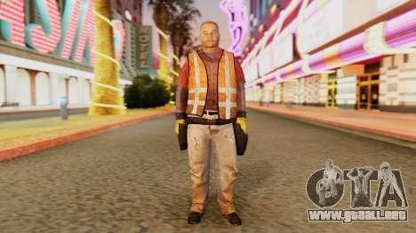 [GTA5] Builder para GTA San Andreas segunda pantalla