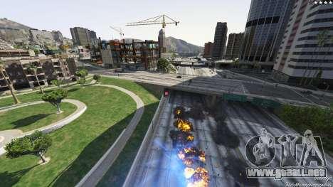 GTA 5 UFO Mod 1.1 cuarto captura de pantalla
