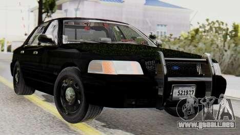 FBI Rancher 2013 para GTA San Andreas