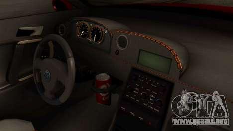 GTA 5 Annis Elegy RH8 IVF para la visión correcta GTA San Andreas
