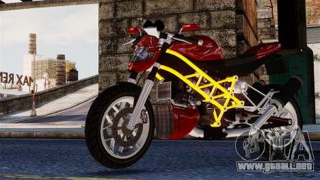 Principe Lectro from GTA 5 para GTA 4