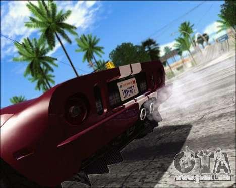 Project Vision ENB 1.1 para GTA San Andreas
