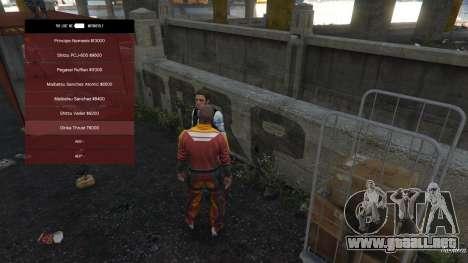 GTA 5 Battleground: Armored Packs v2.3.1 octavo captura de pantalla
