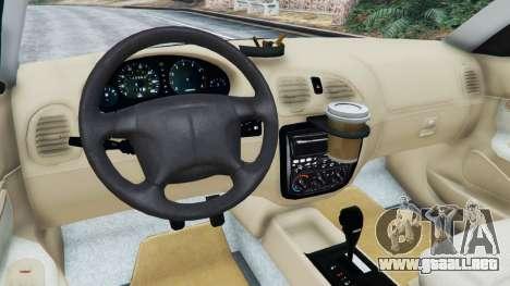 GTA 5 Daewoo Nubira I Wagon CDX US 1999 volante