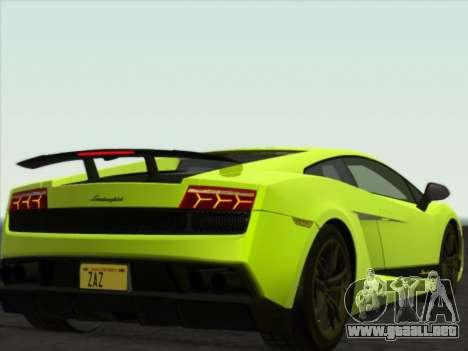 Ex3-111 ENB Series para GTA San Andreas tercera pantalla