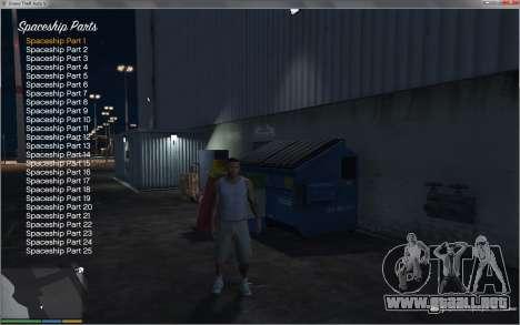 Collectable Collector para GTA 5