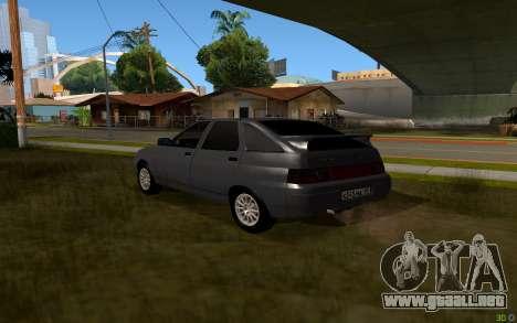 VAZ 2112 Lipetsk para GTA San Andreas left