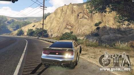GTA 5 Spontaneous Chaos 0.08 quinta captura de pantalla