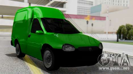Chevrolet Combo 1.4 v2 para GTA San Andreas