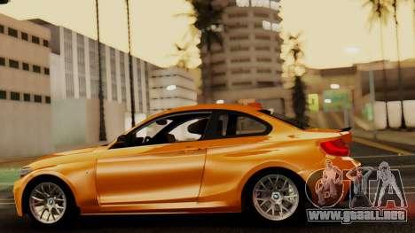 BMW M235i F22 Sport 2014 para GTA San Andreas
