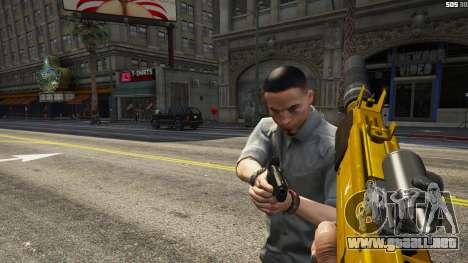 GTA 5 El levantamiento de los ciudadanos (Chaos Mode)  tercera captura de pantalla