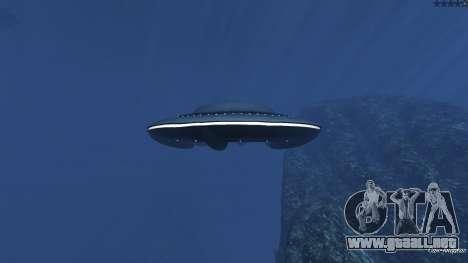 GTA 5 UFO Mod 1.1 décima captura de pantalla