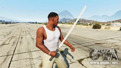 Katana para GTA 5