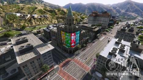 GTA 5 Aikido Free Cam segunda captura de pantalla