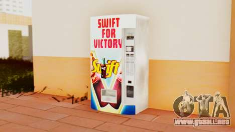 Swift Cola from Mafia 2 para GTA San Andreas
