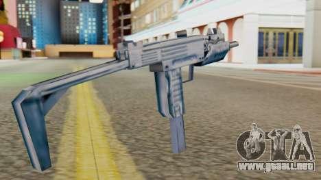 IMI Uzi v1 SA Style para GTA San Andreas segunda pantalla