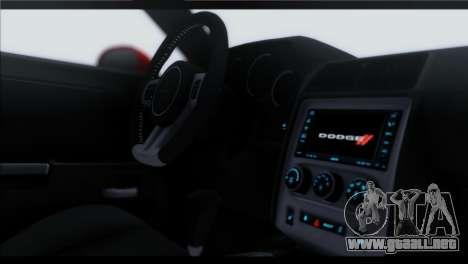 Saturation ENBSeries para GTA San Andreas quinta pantalla