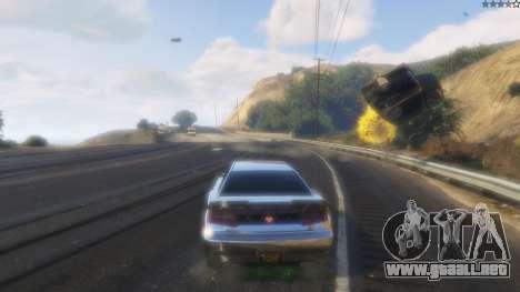 GTA 5 Spontaneous Chaos 0.08 séptima captura de pantalla