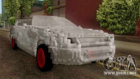 Kerdi Design Washington Crystals para GTA San Andreas
