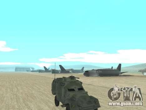 El APC 40 para la visión correcta GTA San Andreas