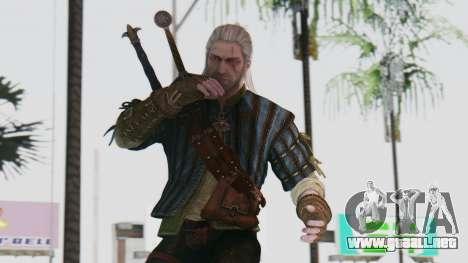 [The Witcher] Geralt para GTA San Andreas