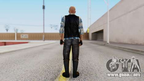 [GTA5] The Lost Skin3 para GTA San Andreas tercera pantalla