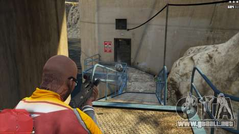 GTA 5 Farnsworths Assassinations and Bodyguards 0.81 segunda captura de pantalla