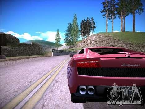 ENB Series Extreme 4.0 para GTA San Andreas tercera pantalla