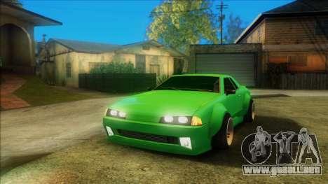 Elegy Rocket Bunny Edition para GTA San Andreas