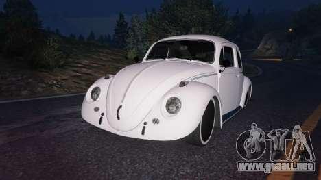 GTA 5 Volkswagen Beetle volante