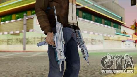 IMI Uzi v1 SA Style para GTA San Andreas tercera pantalla