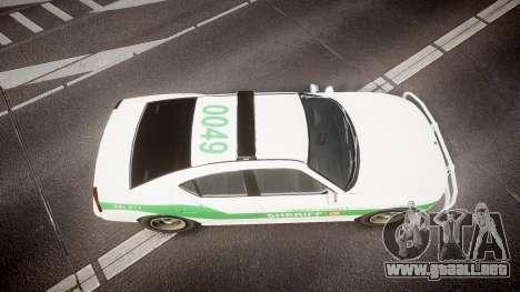 Bravado Buffalo Police [ELS] para GTA 4 visión correcta