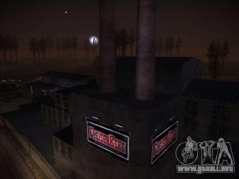 ENB Series Extreme 4.0 para GTA San Andreas sucesivamente de pantalla