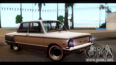ZAZ Y para GTA San Andreas