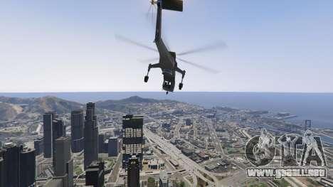 GTA 5 Aikido Free Cam sexta captura de pantalla