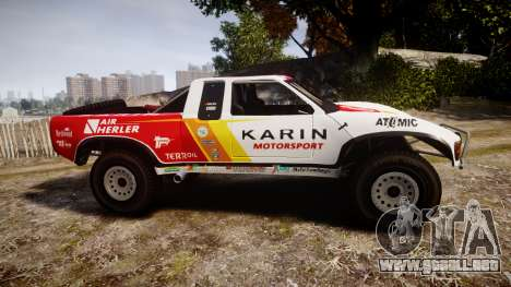 Karin Ensenada para GTA 4 left
