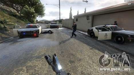 Bad Cops LSPD Livery 1.1 para GTA 5