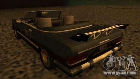 FreeShow Feltzer para visión interna GTA San Andreas