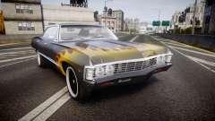 Chevrolet Impala 1967 Custom livery 2 para GTA 4