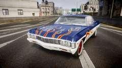 Chevrolet Impala 1967 Custom livery 3