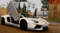 Lamborghini Aventador LP 700-4 2012