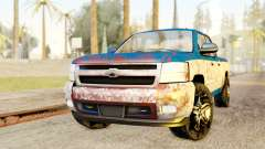 Chevrolet Silverado 2010 TLoU Edition para GTA San Andreas